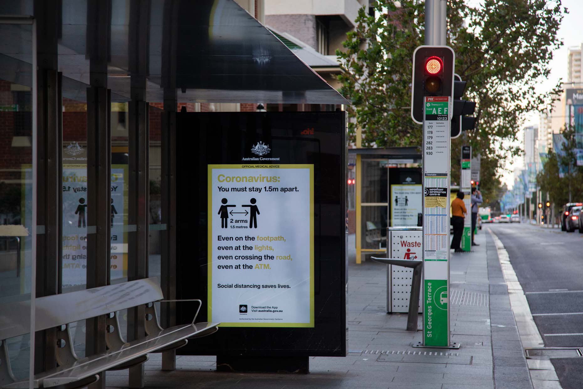 COVID-Coronavirus-Bus-Stop-St-Georges-Tce_0N8A7758