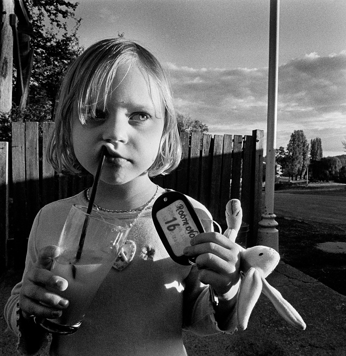 Ruby, Royal Hotel, Dungog - from the series Visible, Now