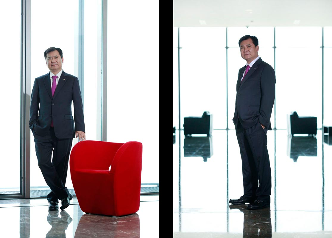 Zhang Jindong of Suning CEO - Forbes magazine